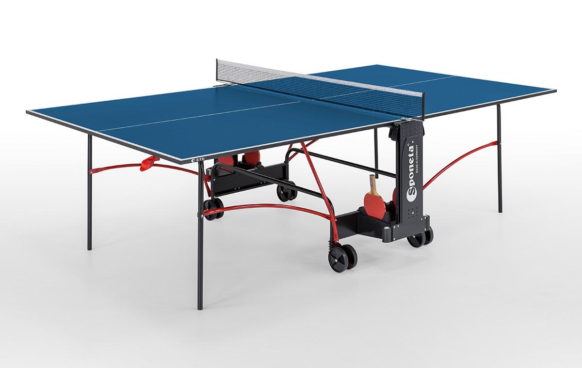 - Sponeta Table Tennis Table For Indoor - Kickerkult Onlineshop