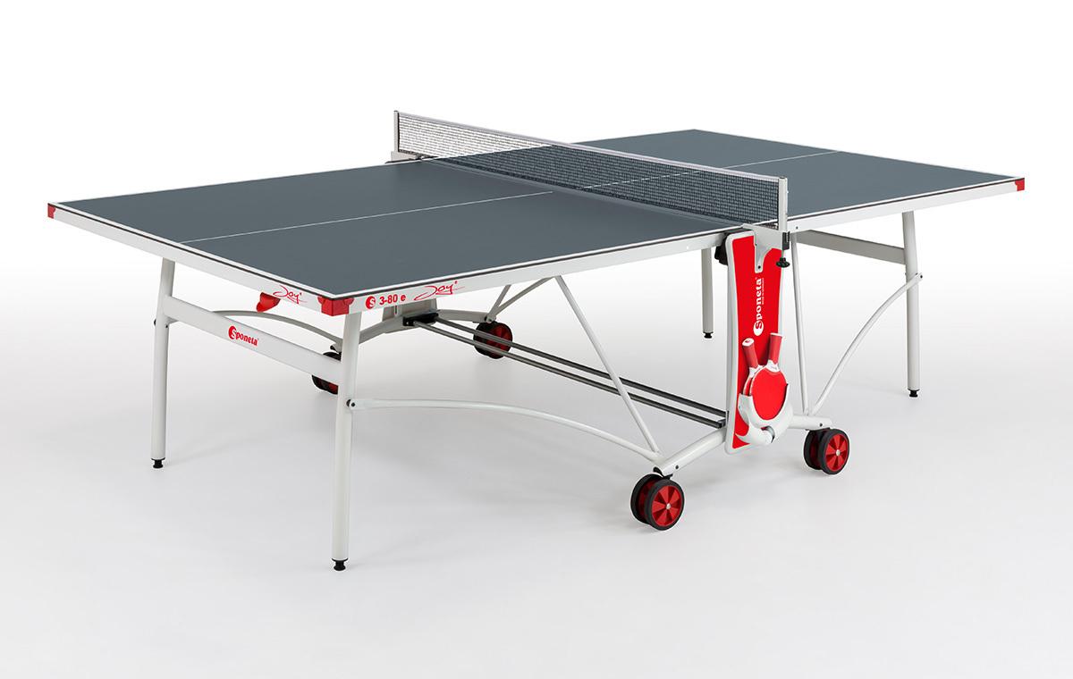 - Sponeta Table Tennis Table For Outdoor - Kickerkult Onlineshop