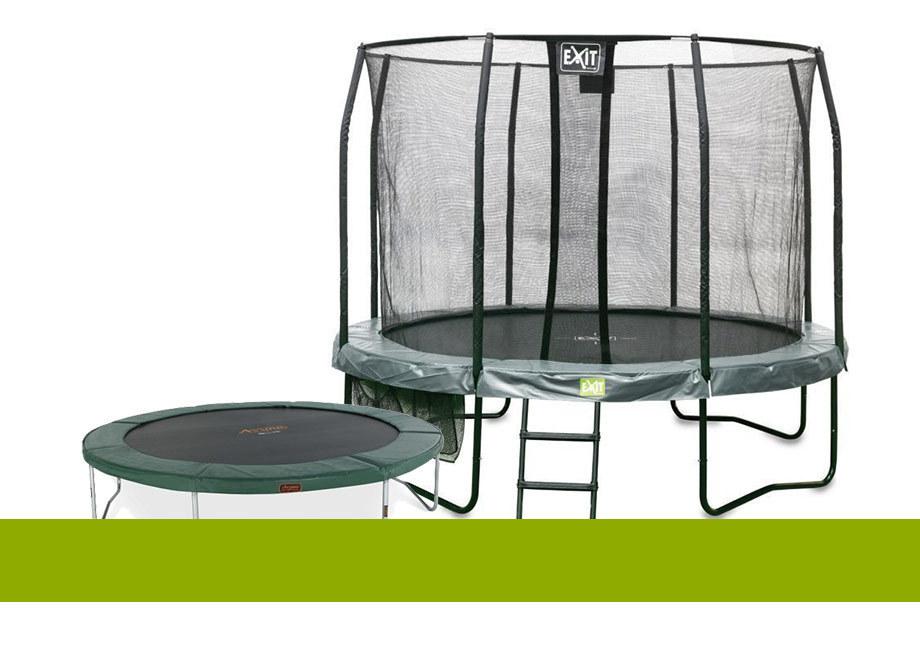 Trampoline Fur Outdoor Und Indoor Zwecke Kickerkult Onlineshop