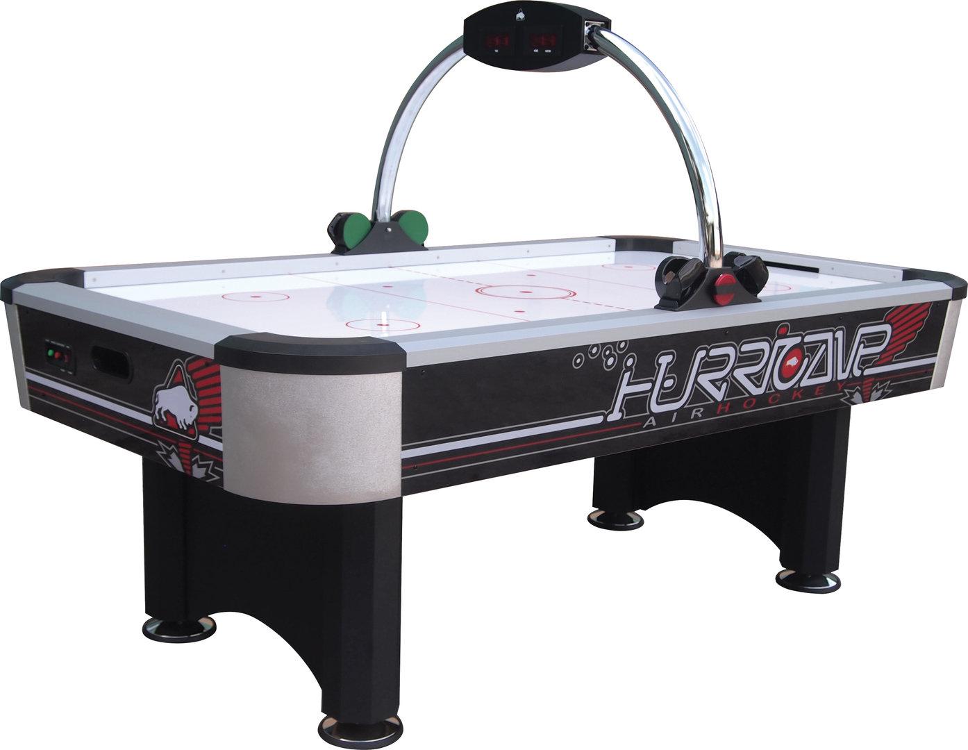 bufffalo hurricane 2 air hockey airhockey tisch kauf kickerkult. Black Bedroom Furniture Sets. Home Design Ideas