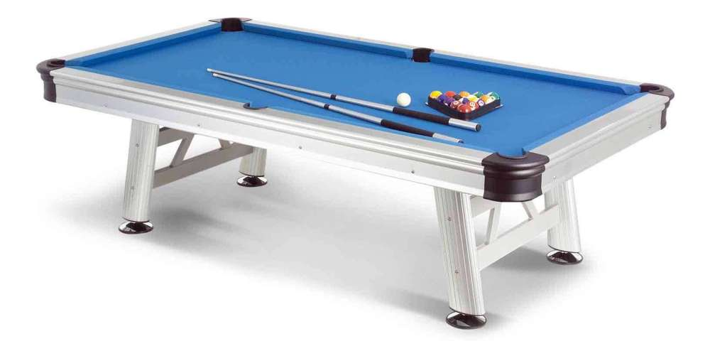 Outdoor Pool Table Florida 7 Ft.