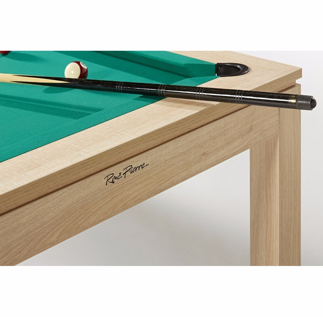 ren pierre pool table charme slate billard oak kickerkult. Black Bedroom Furniture Sets. Home Design Ideas