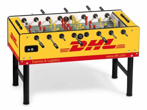 Branding for Vector foosball tables
