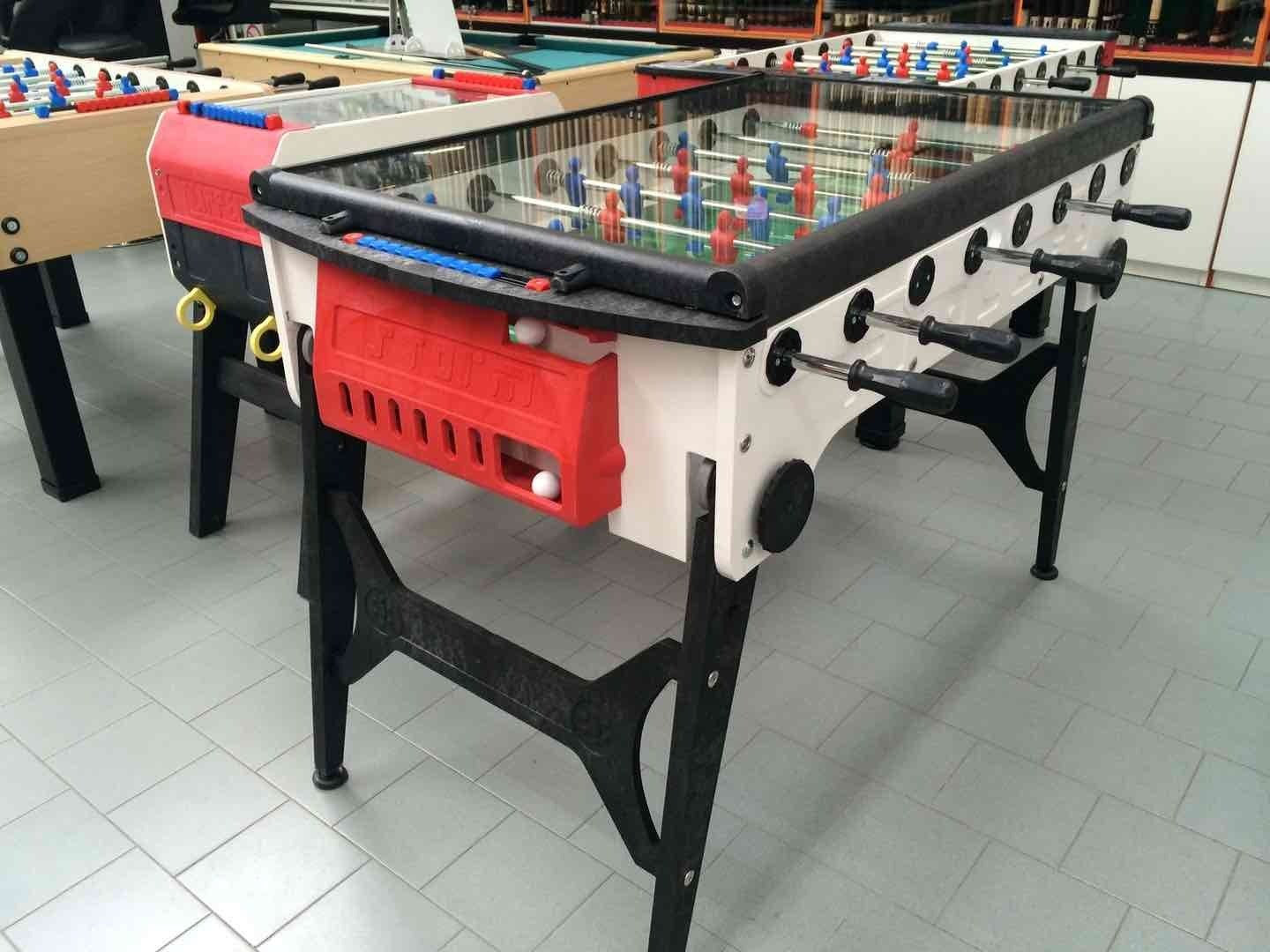 Storm Trolley Weatherproof Foosball Table Kickerkult
