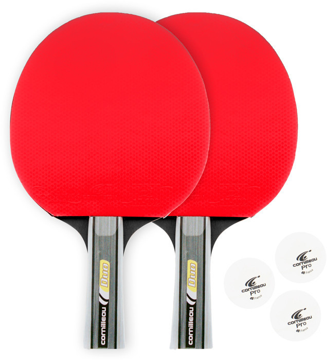 Table tennis bat set Cornilleau Sport Pack duo - Kickerkult Onlineshop