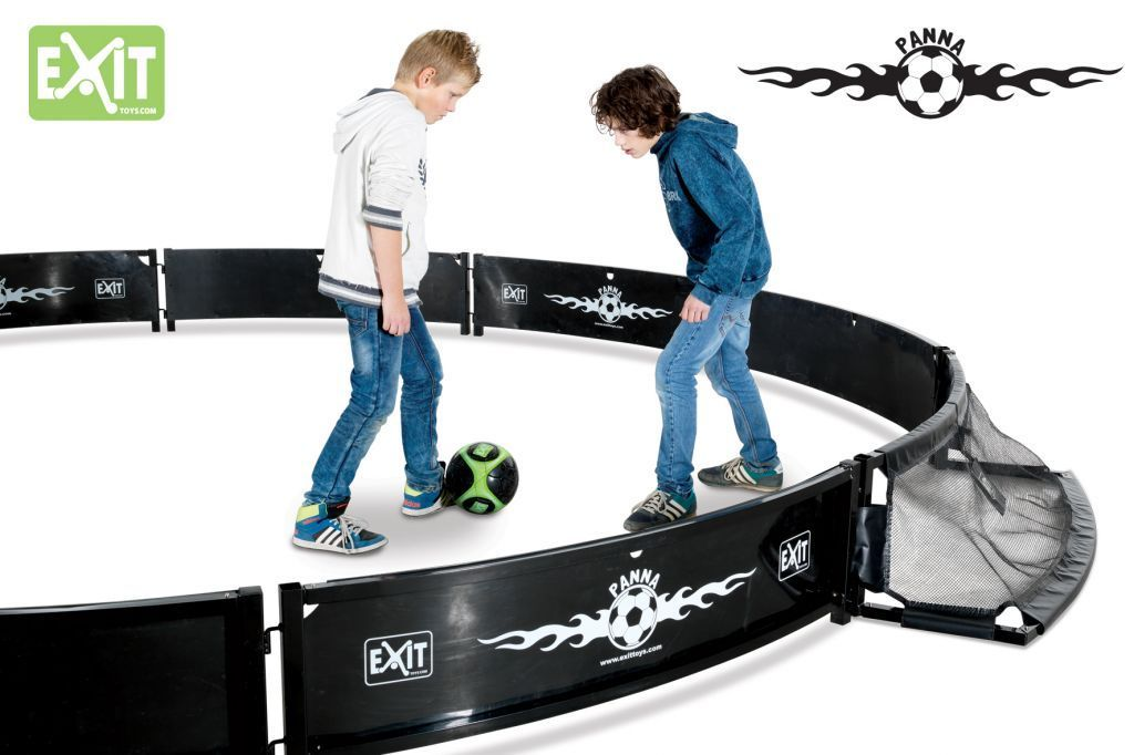 Panna Field Arena Soccer Football Streetball Ball Kickerkult