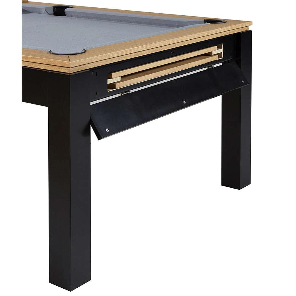 0567bf70732626 René Pierre Pool Table Horizon slate - Kickerkult Onlineshop